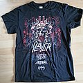 Slayer Final World Tour 2018 Demonic Admat Shirt (Europe)