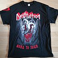 Destruction - Born To Tour 2020 Shirt (Thrash Alliance Tour)
