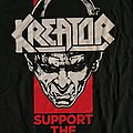 Kreator - TShirt or Longsleeve - Kreator - Support The Crew (EMP 2021)