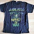 Overkill Wings Of War / Bat Shit Crazy Shirt
