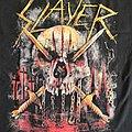 Slayer - TShirt or Longsleeve - Slayer - Golden Swords (EMP Glow In The Dark exclusive)