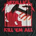 Metallica - TShirt or Longsleeve - Metallica - Kill 'Em All (Tracks on the back)