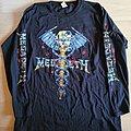 Megadeth - Dr. Vic Longsleeve (Reprint 2020)