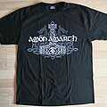 Amon Amarth - TShirt or Longsleeve - Amon Amarth - Hammered In Prague 2019