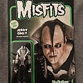 Jerry Only of the Misfits action figure (all black glow in the dark edition)