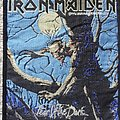 Iron Maiden - Patch - Vintage Iron Maiden Fear of The Dark Patch from 1992