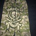 Motörhead Camo ankle socks