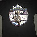 Molly Hatchet vintage 1987 tour tee