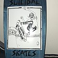 Suicidal Tendencies Dogtown Cyco Punk Blue Slate Deck