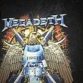 Vintage Megadeth Shirt Black XL