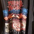 Morbid angel domination 2005 tour shirt