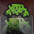 Xoth patch and sticker