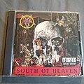 Slayer South of Heaven CD Tape / Vinyl / CD / Recording etc