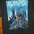Autopsy Reggie's Rock Club Exclusive Shirt