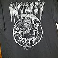 "Autopsy ""Blood On The Scythe 2020"" Shirt"