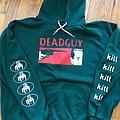 """Deadguy - """"Killing Music"""" hoodie Hooded Top"""