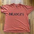 "Deadguy ""Bodies"" shirt"