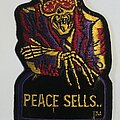 Megadeth - Patch - NOS Megadeth Peace sells patch