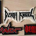 Patch - Raven, Death Angel, Warlock, Judas Priest patches