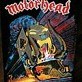 Patch - Motörhead Orgasmatron 1986 backpatch FOR SALE/TRADE
