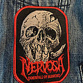 Nervosa - Downfall of Mankind patch