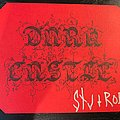 Dark Castle signed card Other Collectable