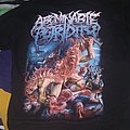 Abominable Putridity Hooded Top