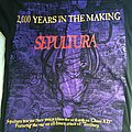 Sepultura chaos ad promo all over print TShirt or Longsleeve