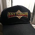 Bolt Thrower Woven Cap
