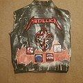 Metallica Vest Battle Jacket