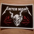 "Metallica - Patch - Metallica x Pilsner ""Enter Night"" Woven Patch"