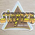 2020 Stryper Logo Official Portmerch Embroidered Patch