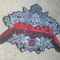 Metallica - Patch - Metallica Embroidered Back Patch