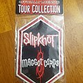 "Slipknot 2005 ""Maggot Corps"" Embroidered Patch"