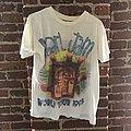 Pearl Jam - TShirt or Longsleeve - Pearl Jam 1995 World Tour Shirt