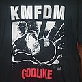 KMFDM - TShirt or Longsleeve - KMFDM Godlike