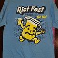 Weezer - TShirt or Longsleeve - Riot Fest Shirt