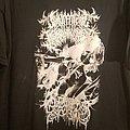 Dehumanizing Itatrain Worship - TShirt or Longsleeve - The Divine Union of Serrated Flesh Shirt