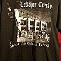 Vintage Leftover Crack Shoot the Kids at School Shirt