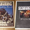 Other Collectable - Scorpions Face The Heat World Tour Book