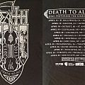 TShirt or Longsleeve - Death To All Tour 2013