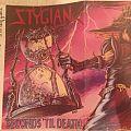 Stygian - Seconds 'Til Death 1990 EP Tape / Vinyl / CD / Recording etc