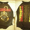 TShirt or Longsleeve - Scorpions Tour 1988