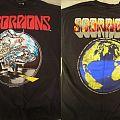 TShirt or Longsleeve - Scorpions Tour