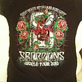 TShirt or Longsleeve - Scorpions Get Your Sting And Blackout World Tour 2010