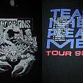 TShirt or Longsleeve - Scorpions Tease Me Please Me Tour 1990-91