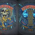TShirt or Longsleeve - Scorpions Final Sting World Tour 2012