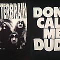 Scatterbrain Don't Call Me Dude TShirt or Longsleeve