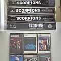 Other Collectable - Scorpions Mini-Tape Collection