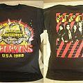 TShirt or Longsleeve - Scorpions Savage Amusement U.S.A. Tour 1988